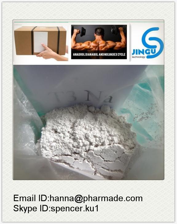 L-Triiodothyronine(T3) Steroid  raw anabolic powder