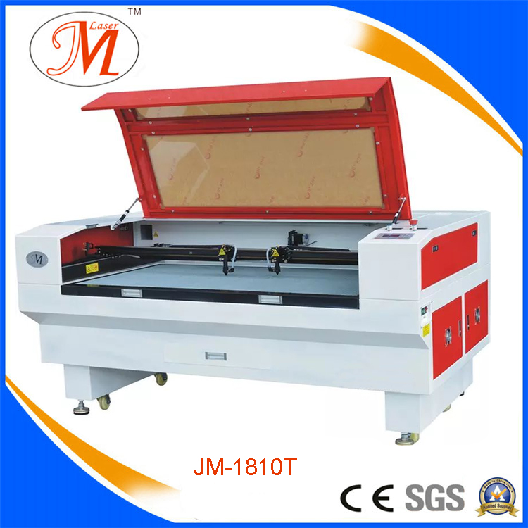 High Quality Laser Machinery for Screen Printing Cutting (JM-1810T)