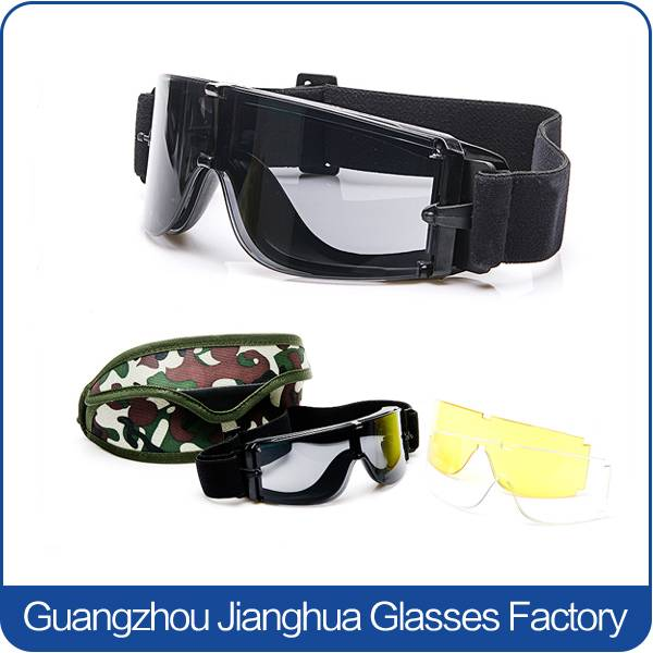facotry new model airsoft eyey protective military goggles