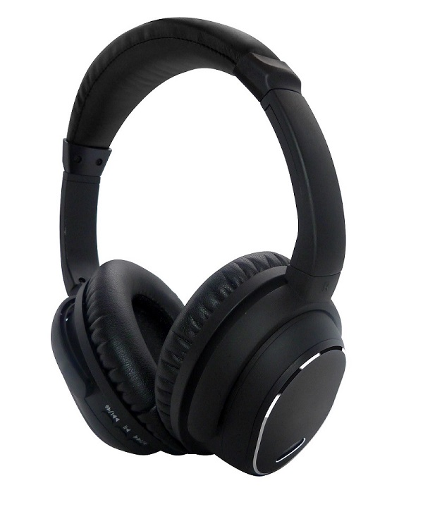 BH519 plus Retractable Headset new wireless bluetooth with Microphone and noise cancelling