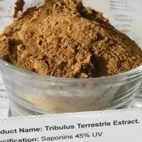 Tribulus terrestris Extract.Saponins