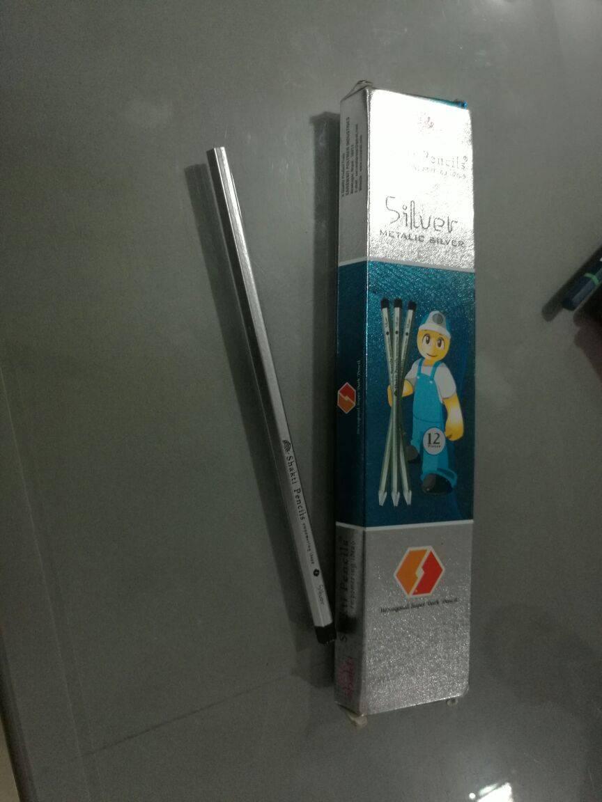 """""""Silver"""" Pencil"""