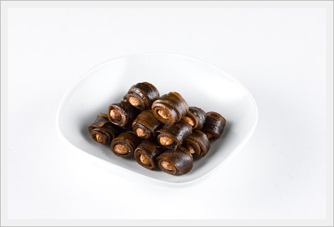 Red Ginseng with almond