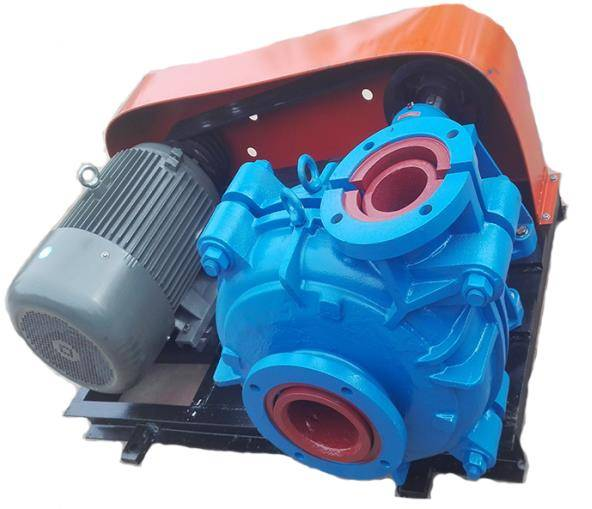Final Tailing Handling Centrifugal Slurry Pump