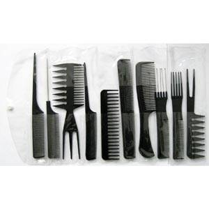 10pcs comb sets