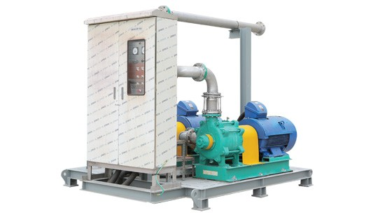 Pump Systems_Fresh Water Pump Skid, Booster Pump Skid