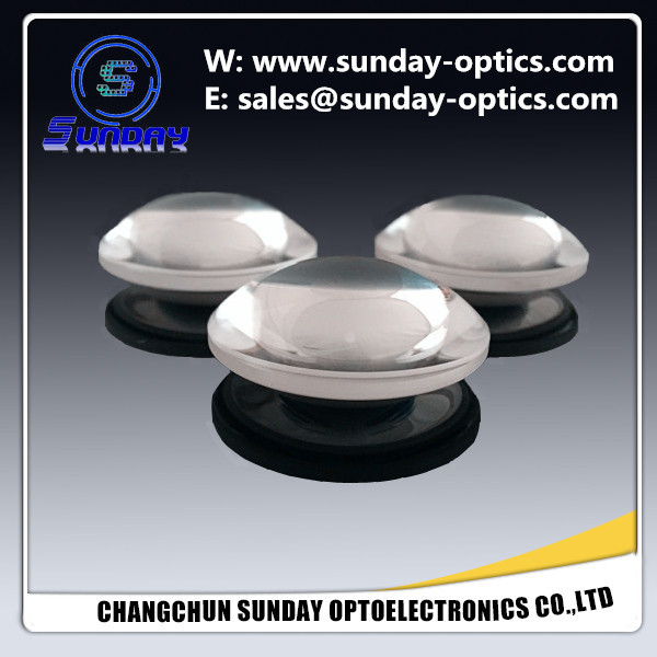 Optical Glass Spherical Lens ,AR coating is on request