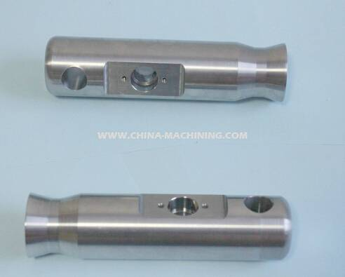 Aluminium Fitting/Shaft by CNC Turning
