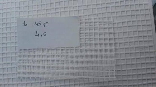 FIBERGLASS MESH  145G  4*4  4*5   USD $0.195/square meter