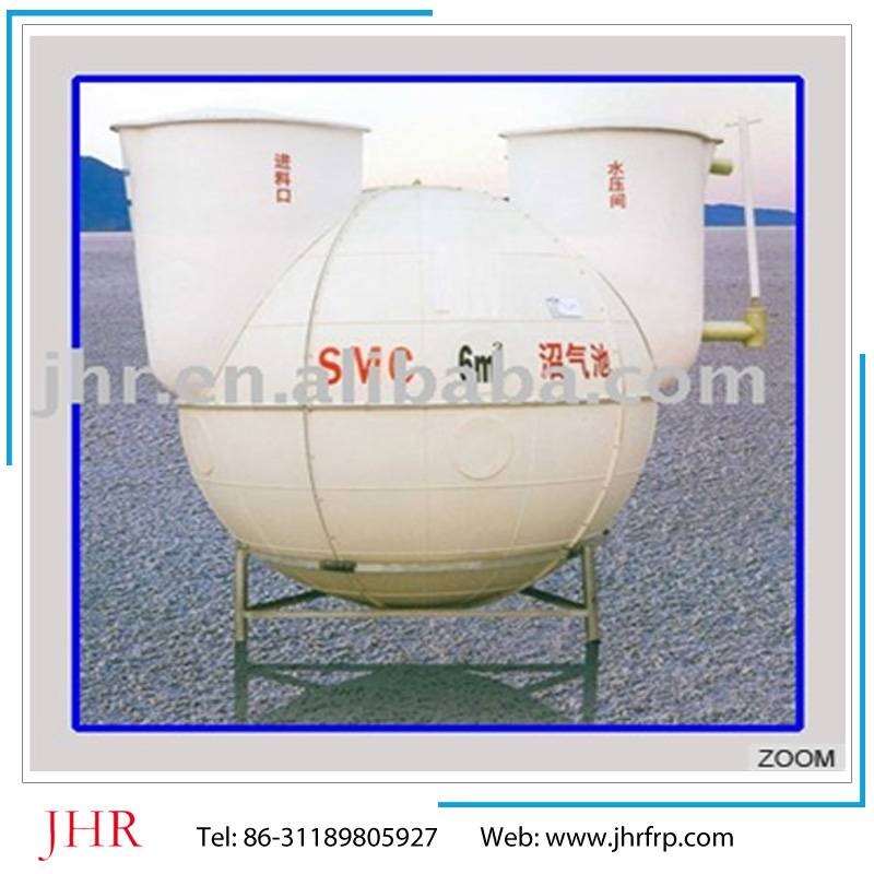 SMC biogas tank, biogas digester,methane tank made in China