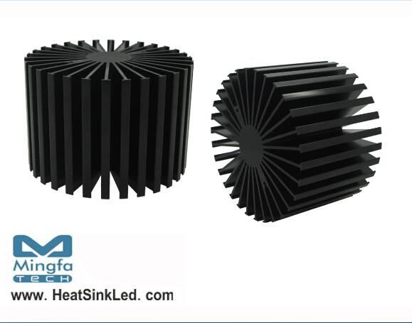Bridgelux Modular Passive LED Cooler Cool-LED Simpo-BRI-11780