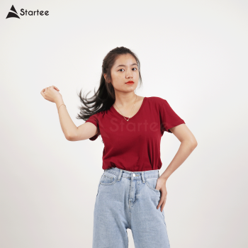 Custom Printing 100% Cotton T-shirt Sublimation Blank T-shirt High Quality