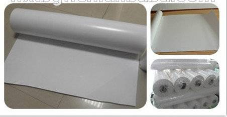 0.3mm Thickness White Solar TPT BackSheet for Encapsulation Solar Panel with TUV+UL Certification