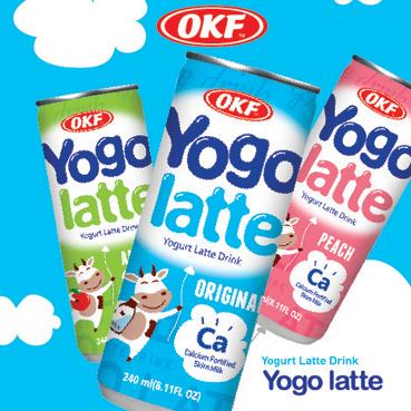 OKF Yogo Latte