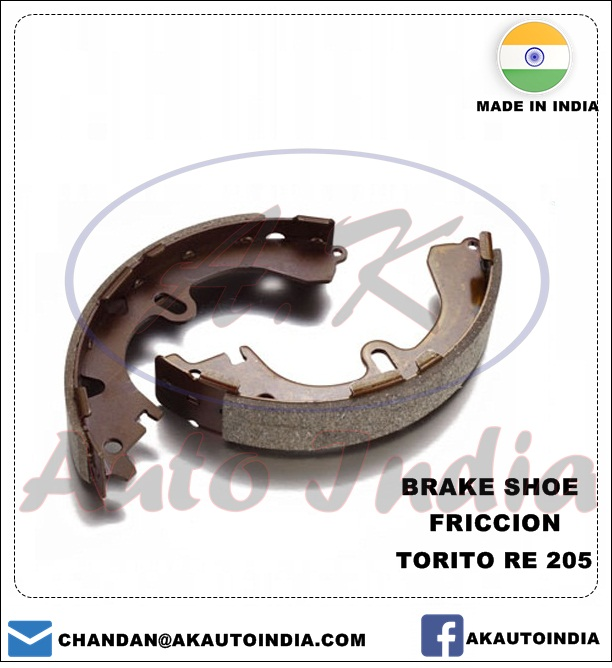 BRAKE SHOE BAJAJ THREE WHEELER