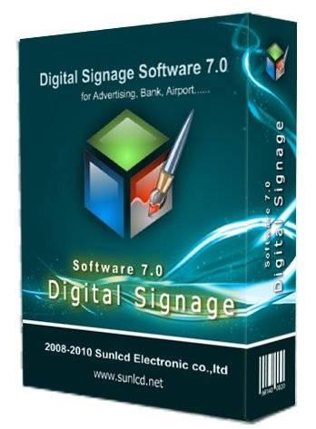 Dynamic Digital Signage Software