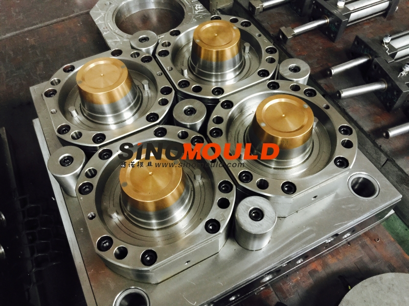 Thin-wall Food Container Mould