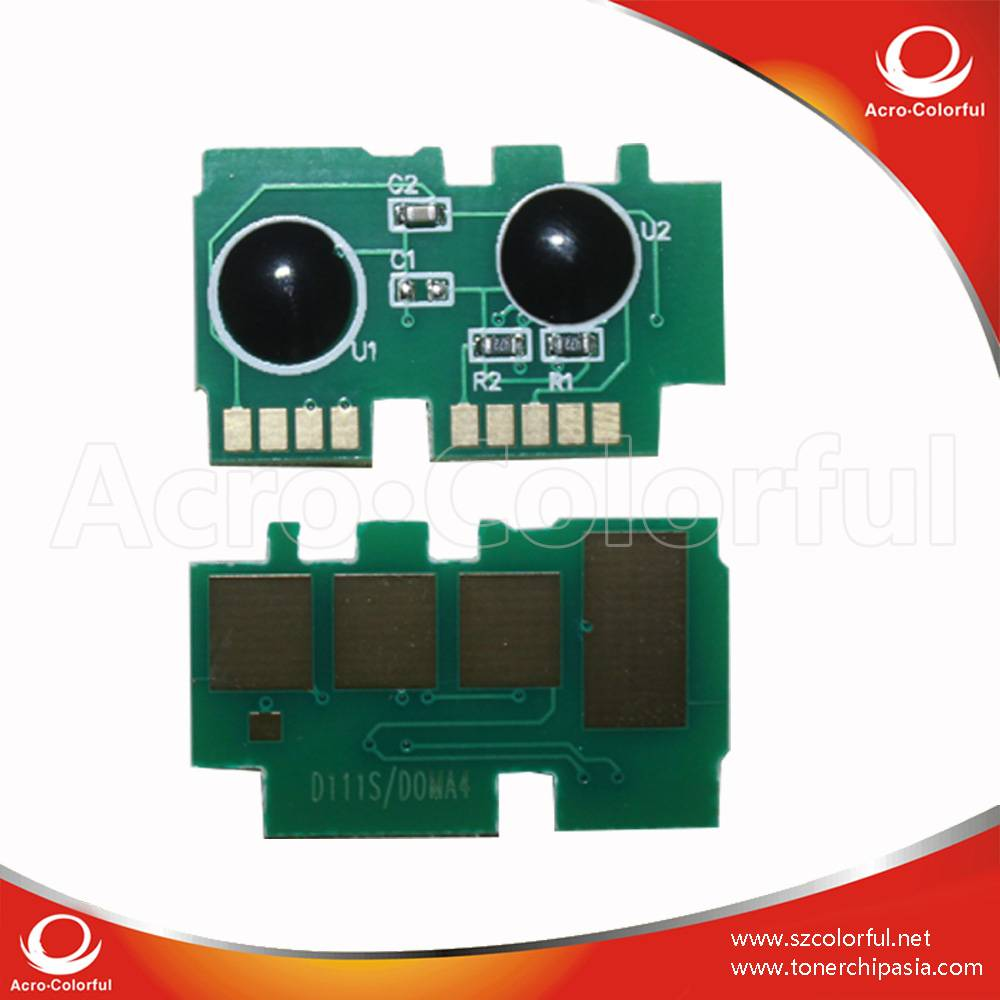 Toner chip for Samsung D111S M2020 2020W 2022W 2070W