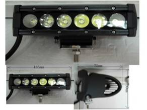 30W led offroad  with 5W leds