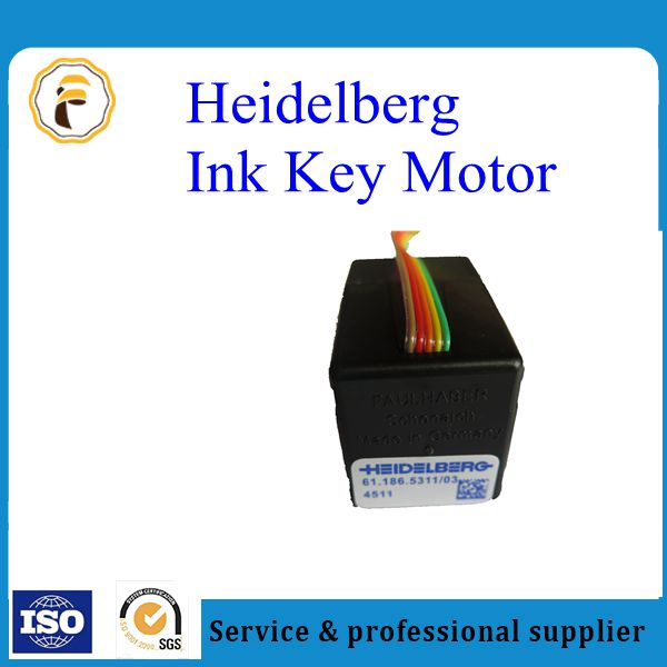 Heidelberg Ink Key Motor 61.186.5311