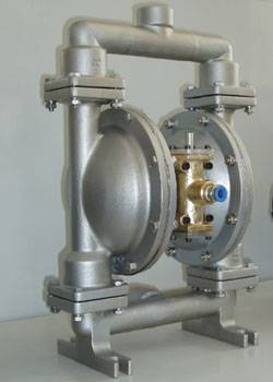 QBY Stainless Steel Air Diaphragm Pump