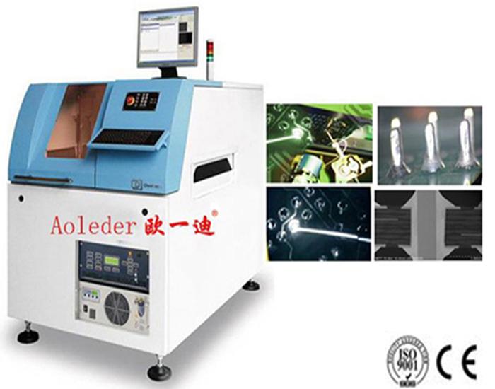 Automatic Vision Laser Soldering, Automated for laser Soldering System,SmtflyLS-V