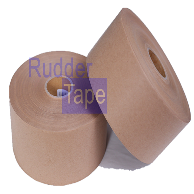 RT-2W10, 100gsm Non-reinforced Water activated kraft paper tape