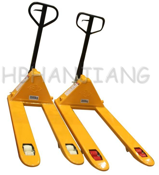 factory price Standard hydraulic hand pallet jack for sale