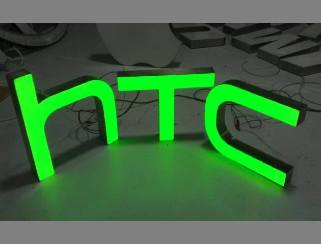 3D Dimensional Backlit Frontlit LED Illuminated Halo Channel Letters