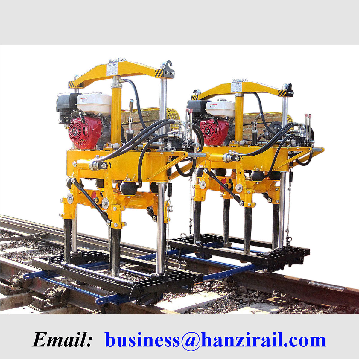 Railway Rail used Tamping Machine