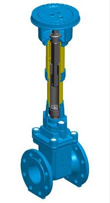 Buried Resilient Seated Gate Valve