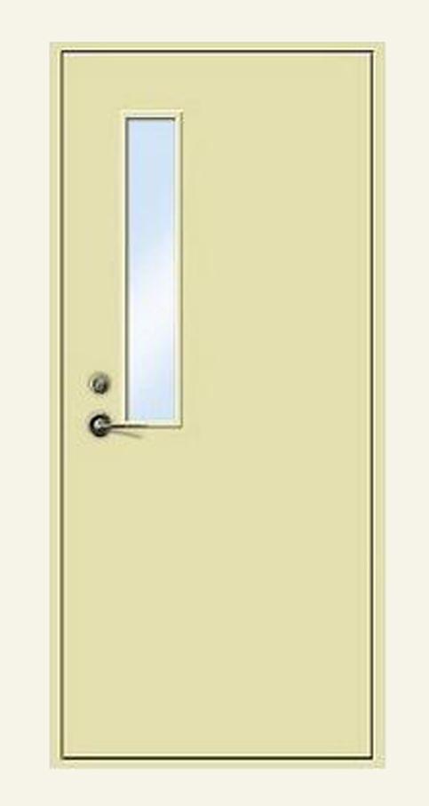 Steel insulated fire-proof door. II FXFHM02