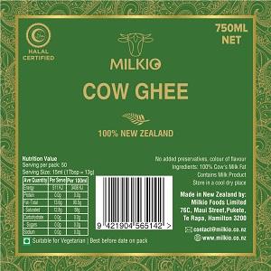 Cow Ghee 750ml