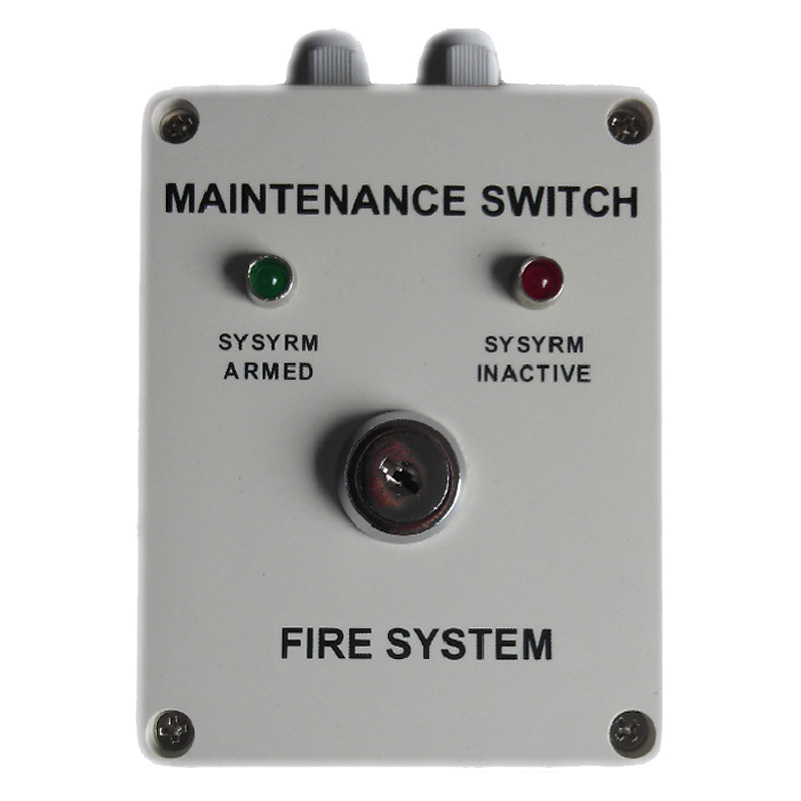 Conventional Maintenance Switch