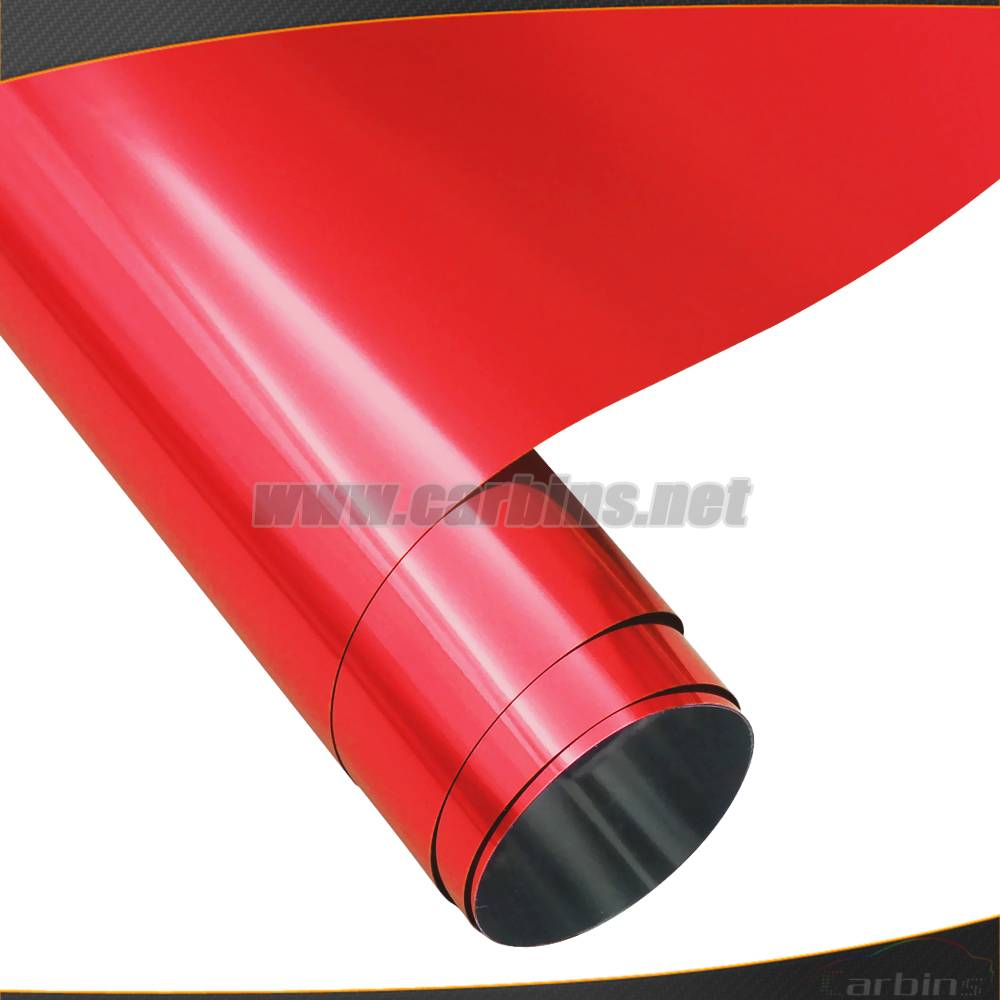 1.52*20m Excellent Stretch Chrome Vinyl Car Film