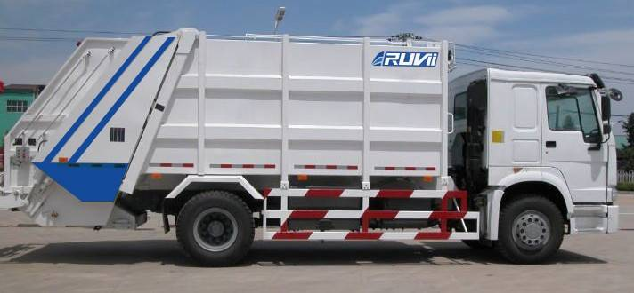 Ruvii Latest Foton Dumper Truck for sale