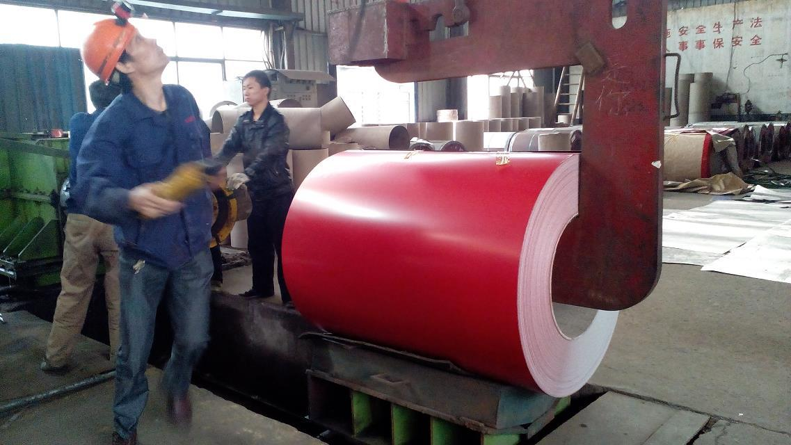 PPGI prepainted galvanized steel coil from China