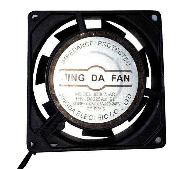 80x80x25mm AC Fan JD8025AC