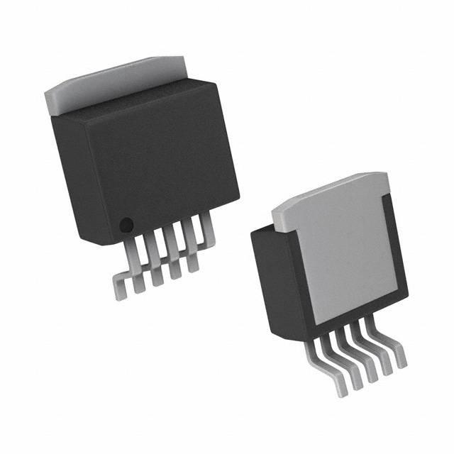 PMIC - Voltage Regulators - DC DC Switching Regulators  Texas Instruments LM2596SX-3.3/NOPBIC REG BU