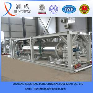 China supply heat transfer device heat exchanger for gas field