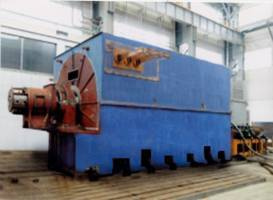 QFR series gas turbine generator