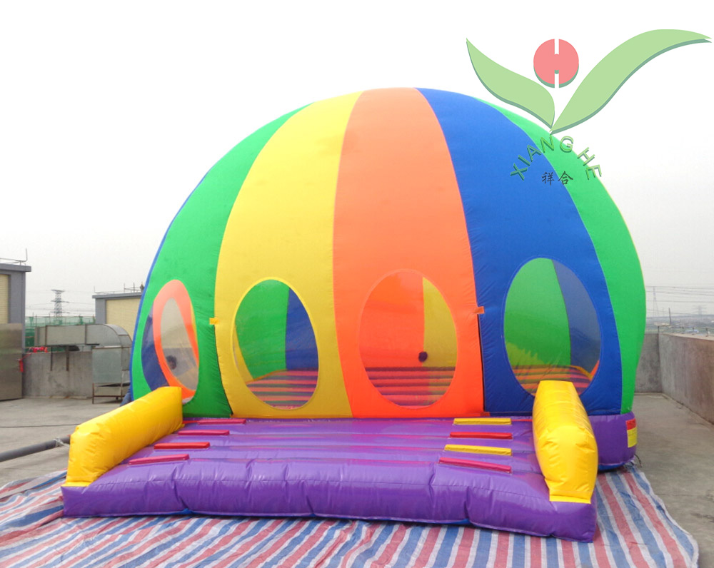 Cheap wholesales Giant dome inflatable bouncer jumping house