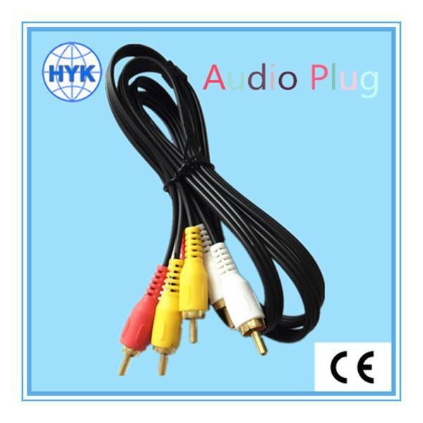 Factory High Grade Conductor RCA To RCA Cable Wholesale