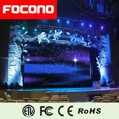indoor rental led display