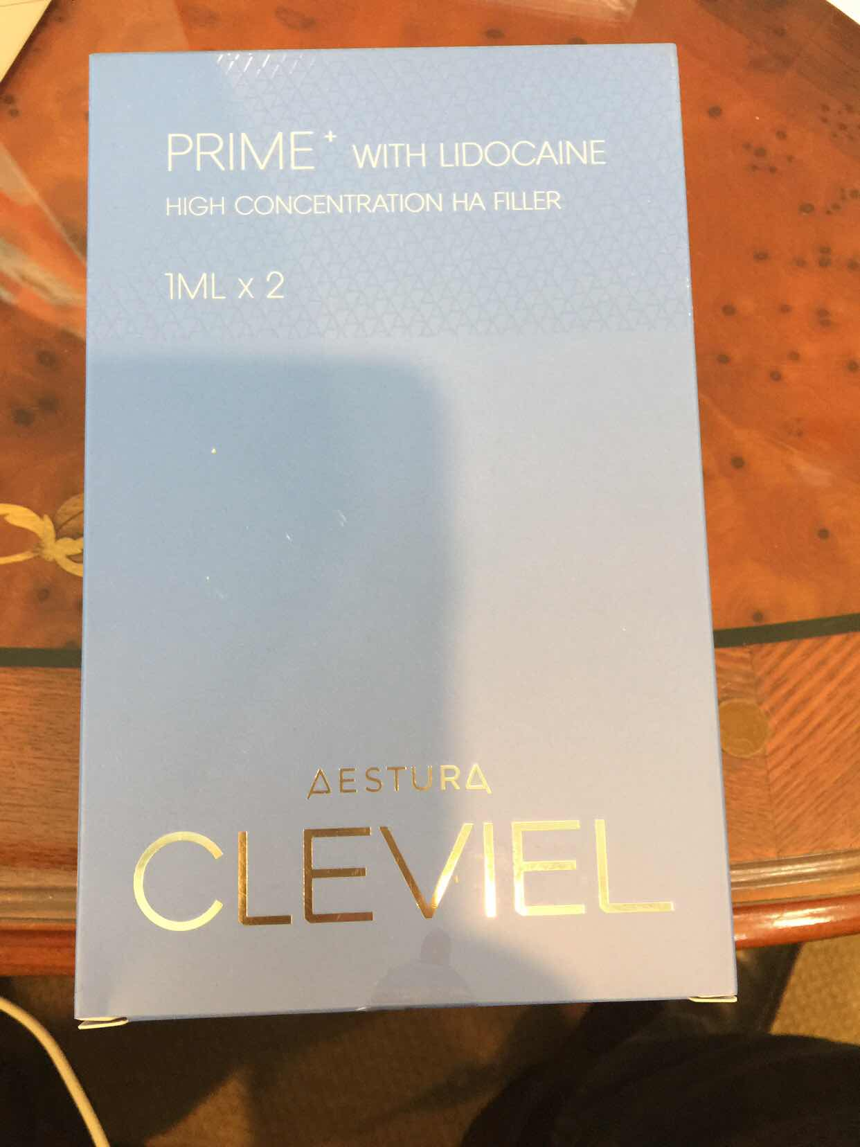 High Concentration Ha Filler Cleviel