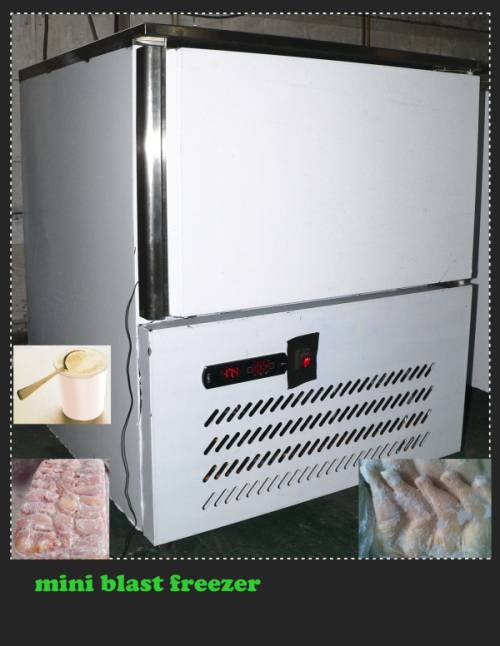 Small Blast Freezer for Food Freezing