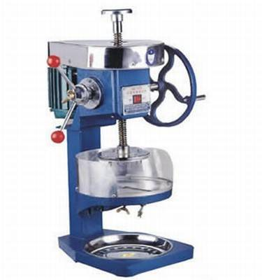 Electric and hand-cranking ice crusher(shaver)A100