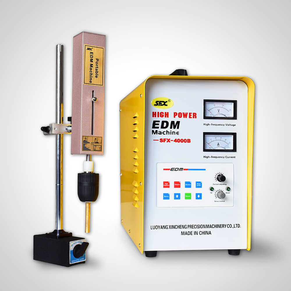 CE approved spak erosion super power SFX-4000B machine for wire cutting