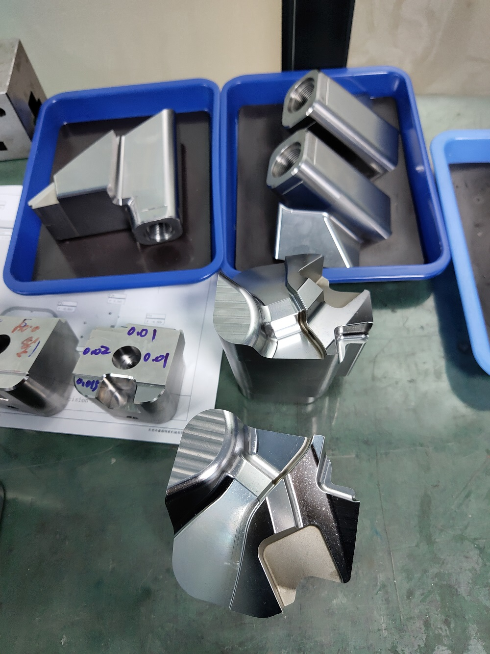 manufacturer of mold parts and components high quality in China