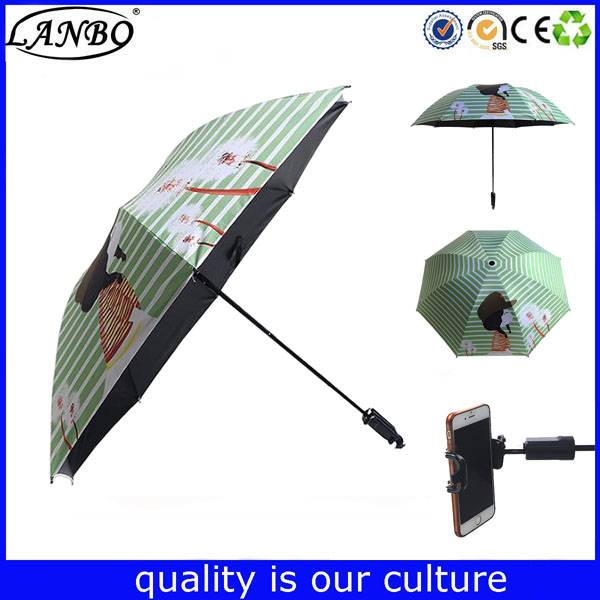 Auto open and close sun fold umbrella cheapest selfie umbrella